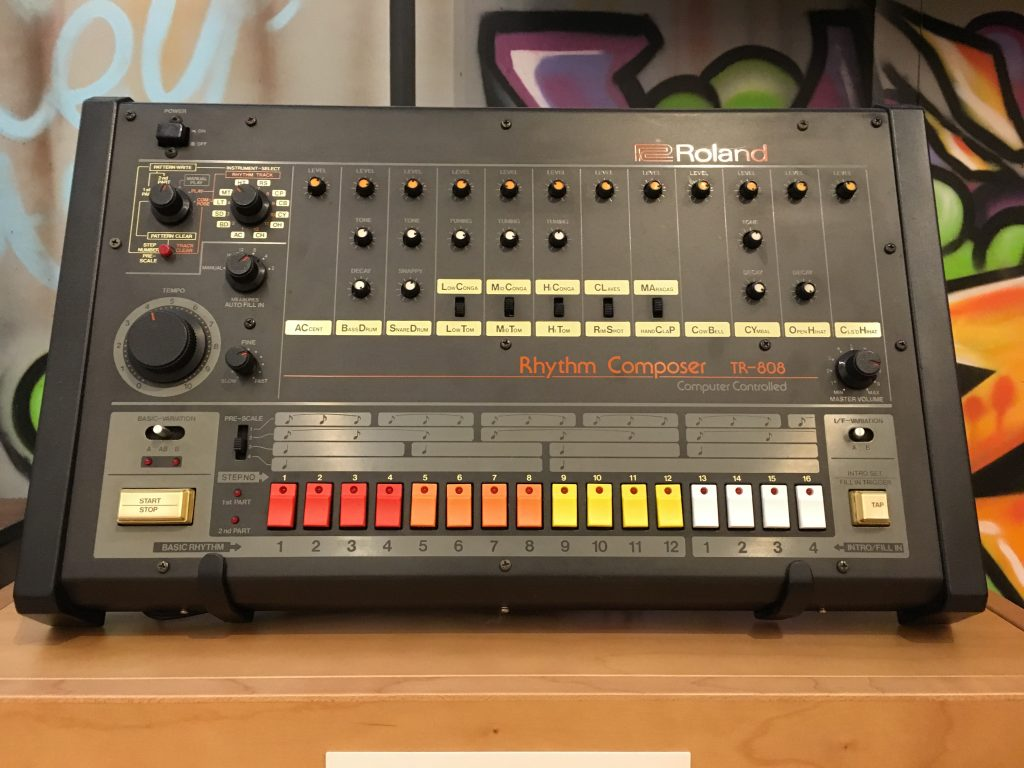 great article on the legendary roland synthesizers 606 909 musicmonday adafruit industries. Black Bedroom Furniture Sets. Home Design Ideas