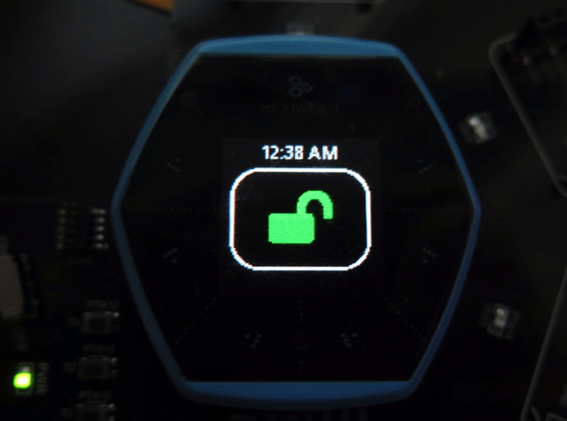 Connected Security System Hackster io