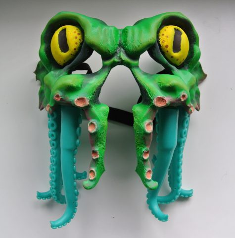 cthulhu-mask