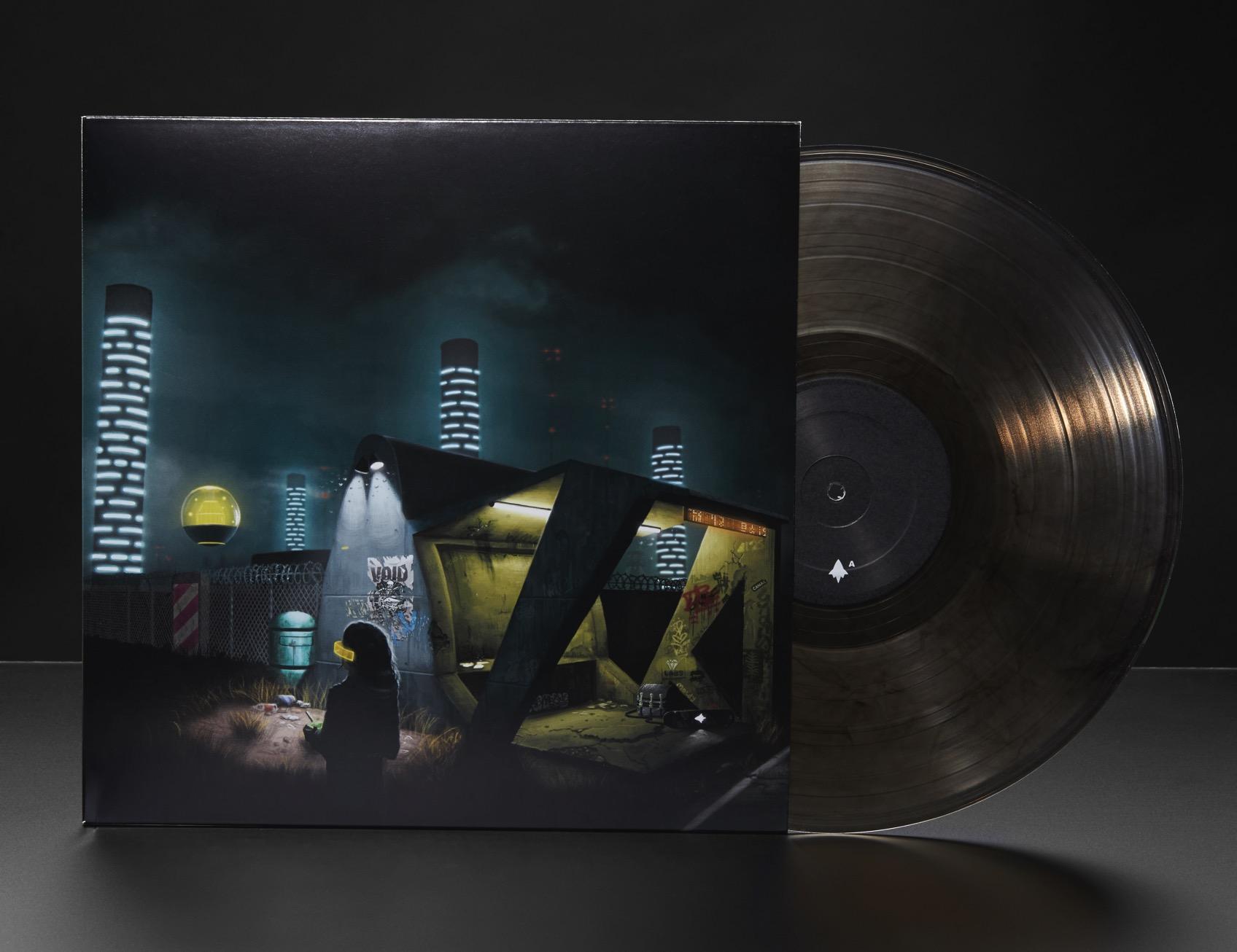 Infinity Shred Album Standing w record 02 ORIG
