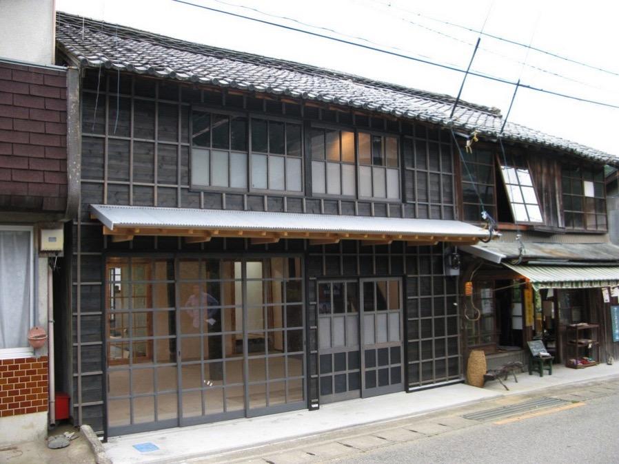 Kamiyama Blue Bear Office 1