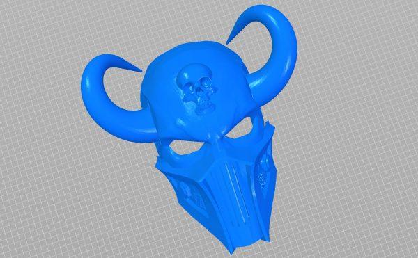 hallow-mask