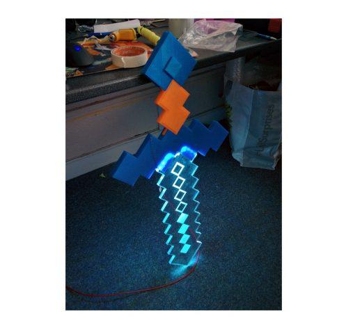 lightup-minecraft-sword
