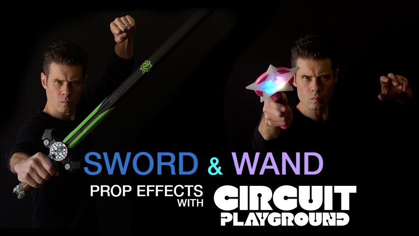 Sword and Wand
