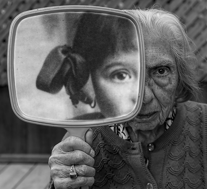 91 year old mother playful photography elderly women strange ones tony luciani 11
