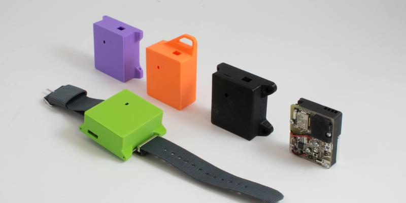 Wearable Particle Sensor