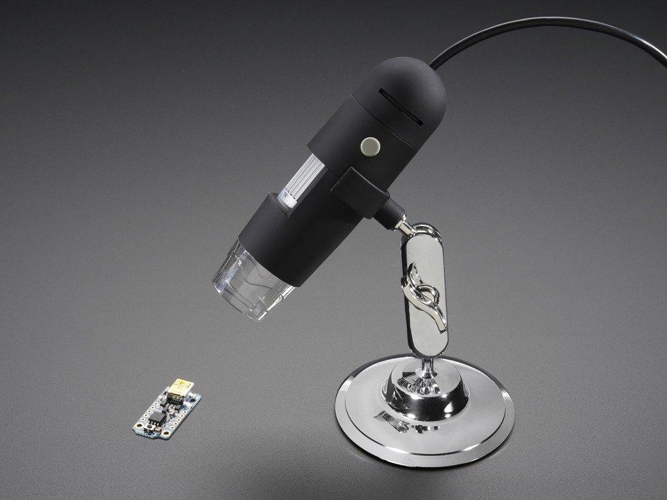 USB Mic Adafruit