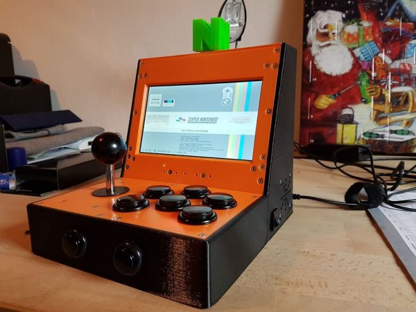pi3-arcade-machine