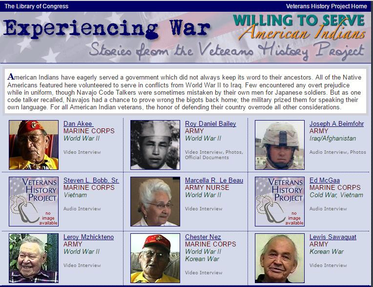 veterans-history-project