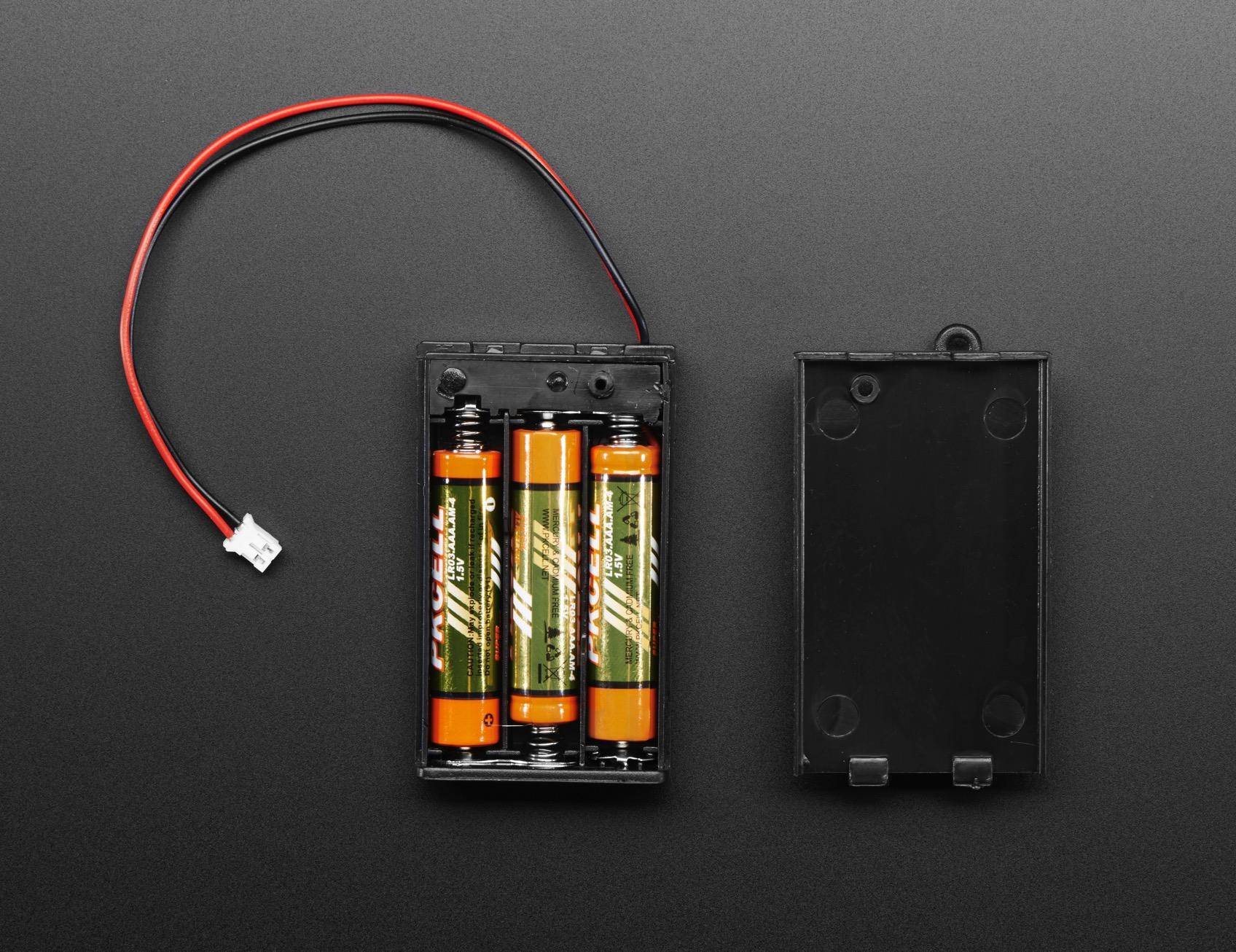 3286 open battery ORIG