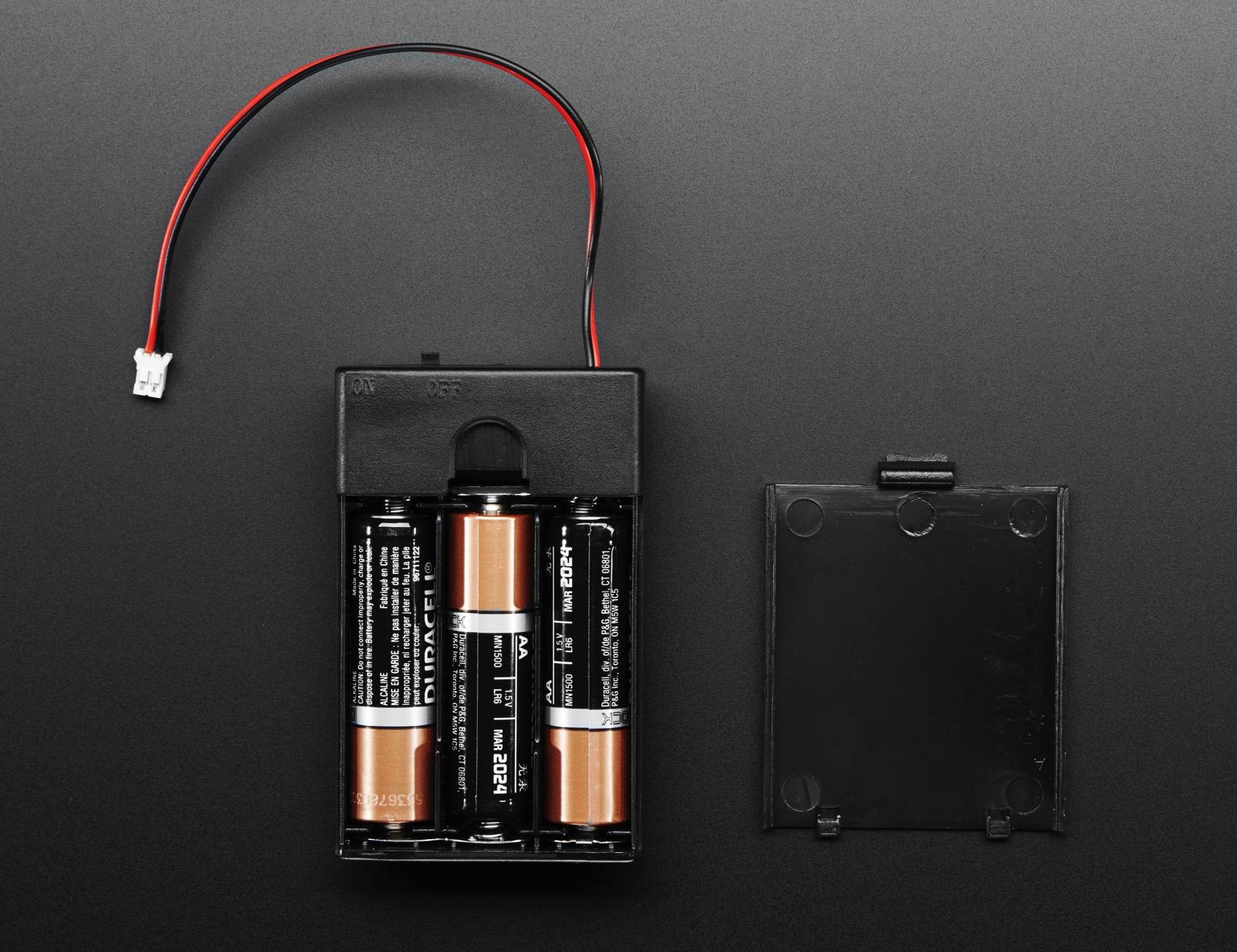 3287 open battery ORIG