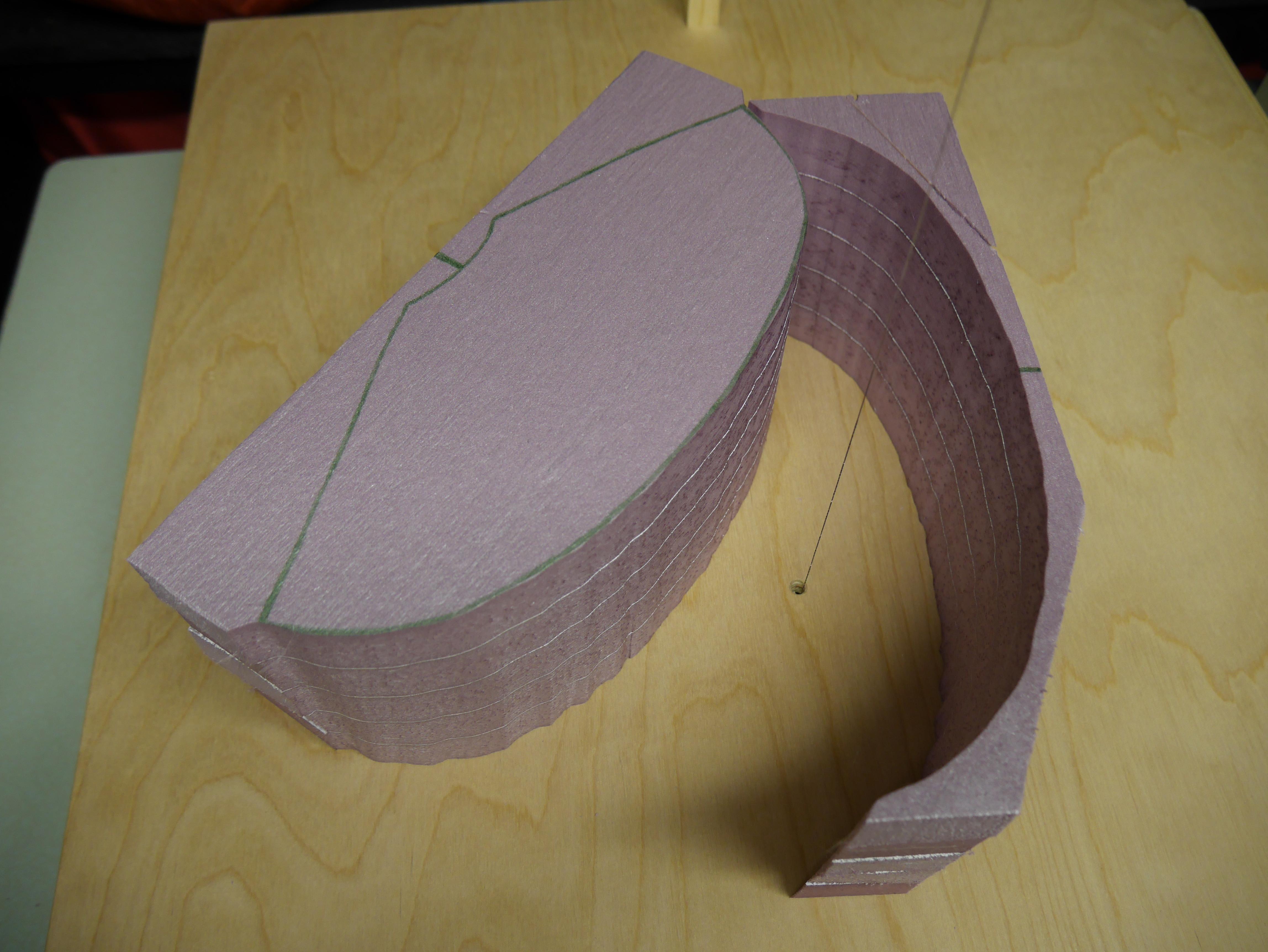 WRG-9867] Hot Wire Foam Cutter Design Diagram