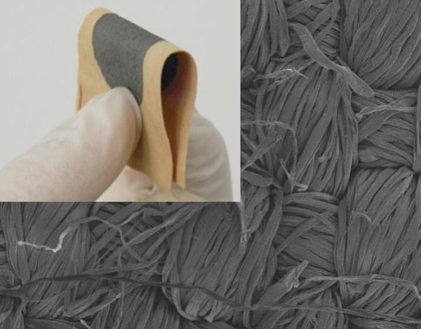 Conductive Cotton for Wearable Tech