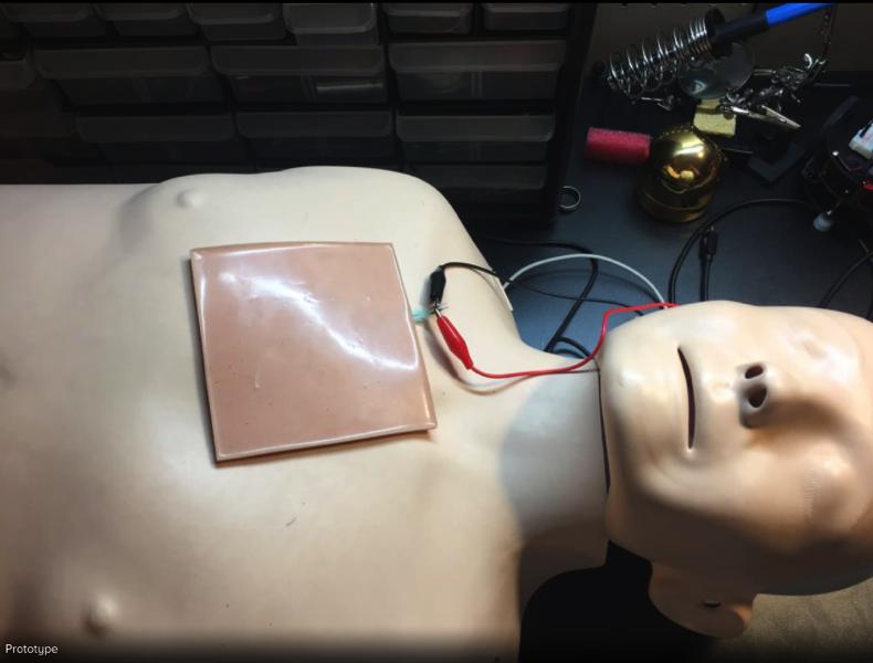 Healthcare Skin Pressure Detector Hackster io