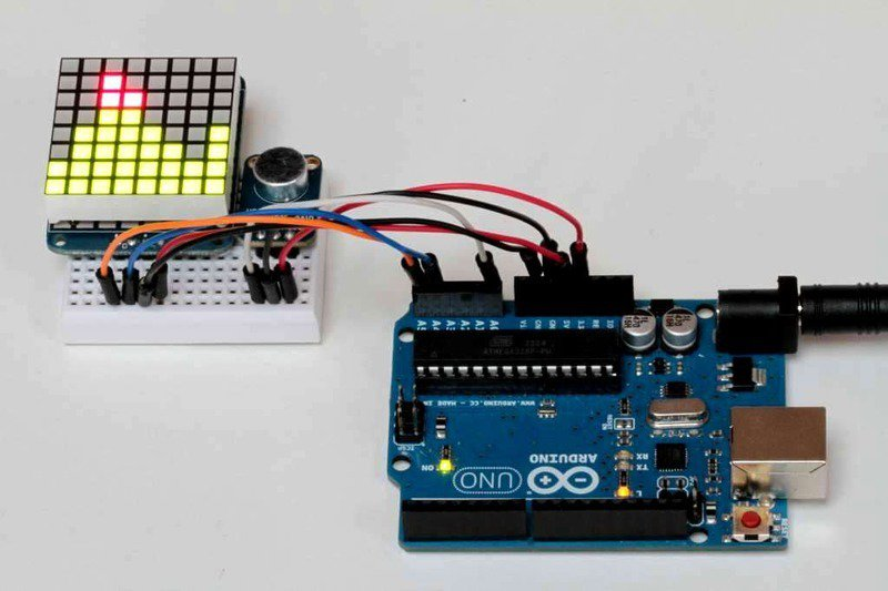 Adafruit Microphone Breakout Project