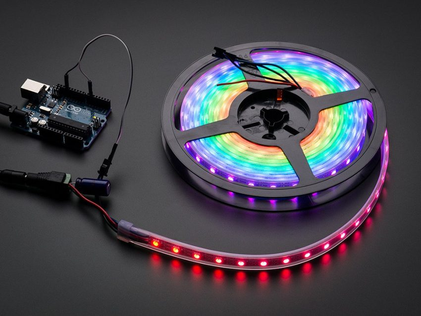 Neopixel Strip White