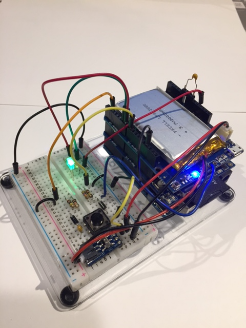 Power management for portable arduino projects