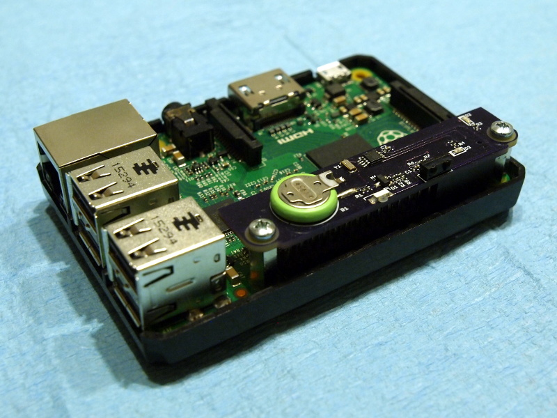 IR Transmitter + Receiver for #RaspberryPi with BR1225A/FAN Coin