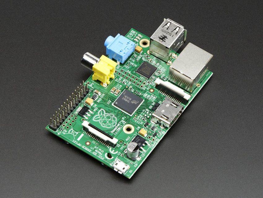 Raspberry Pi ModelB