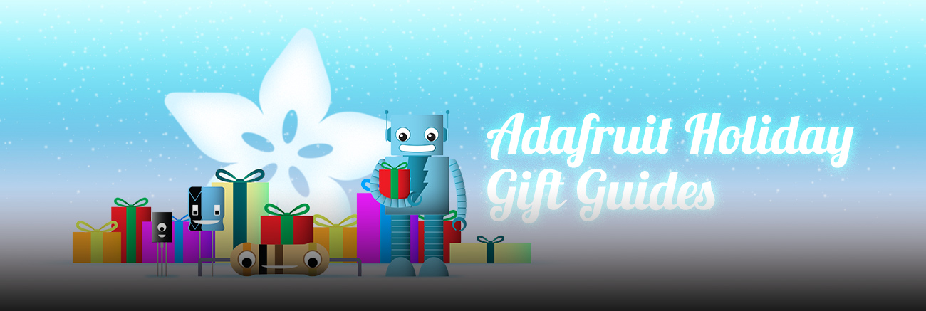 Adafruit Holiday Gift Guide 2016: MR. ROBOT Tech Fans