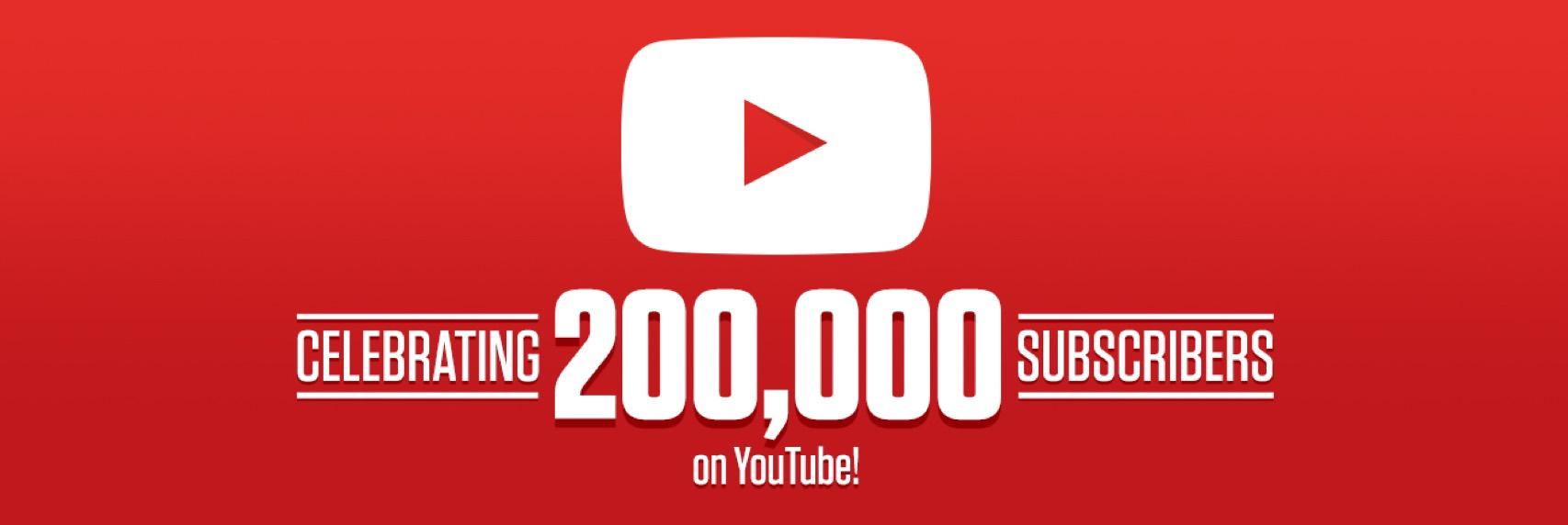 Adafruit Youtube 200K Hero