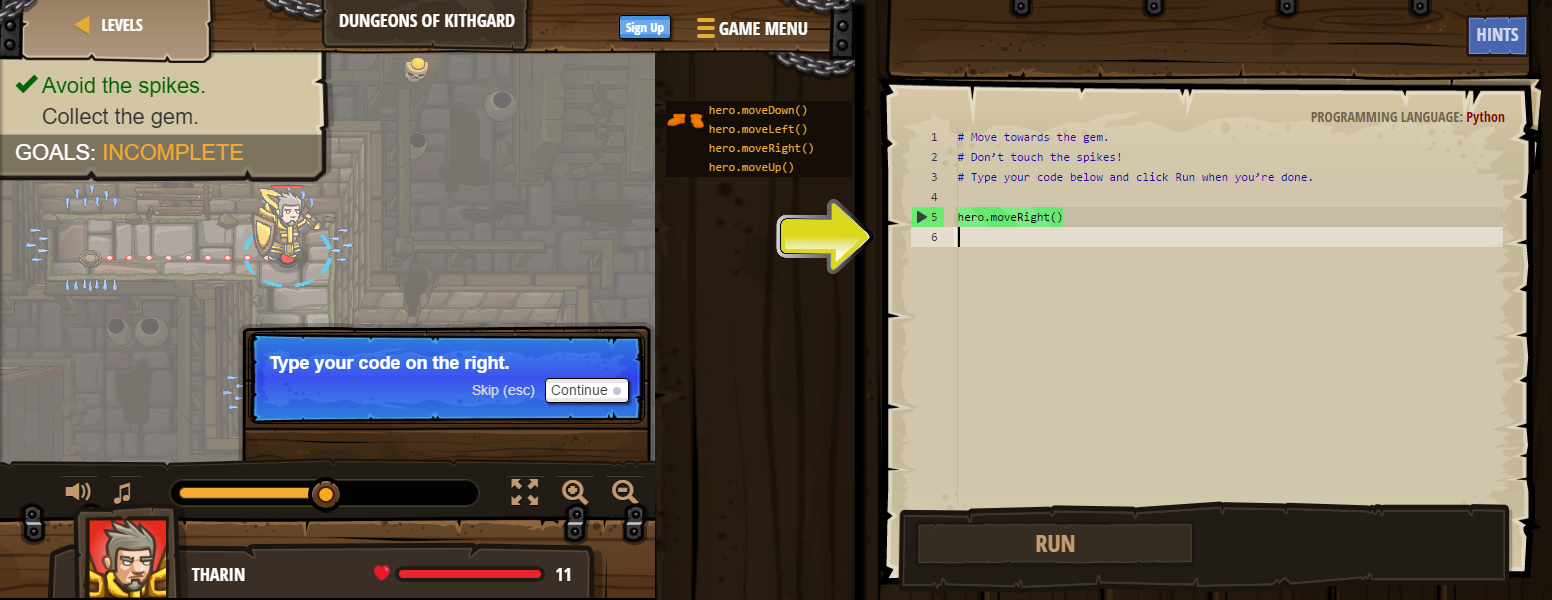 Learn Coding While Playing Games with @CodeCombat #HourOfCode