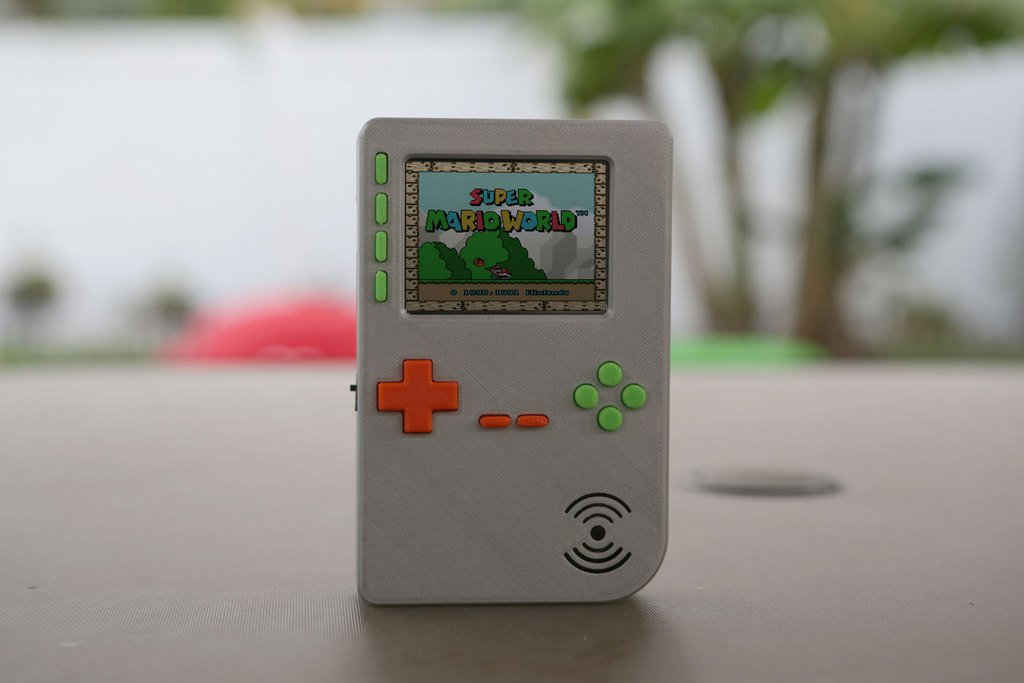 Updated guide pigrrl portable raspberry pi gaming