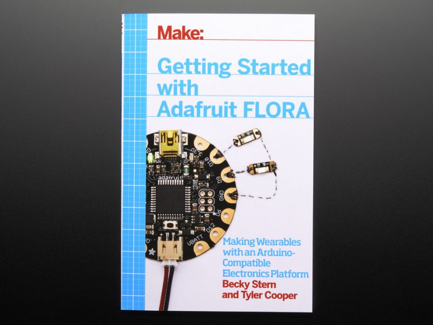 Adafruit Flora Book