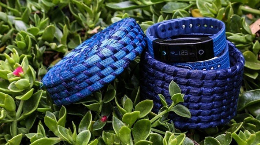 Green Eco Friendly Wearable Tech