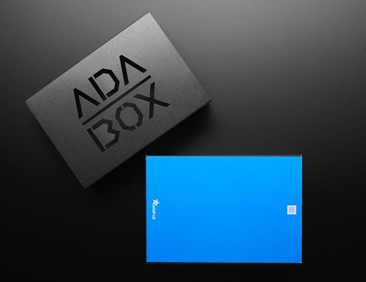 Adabox top open sleeve blue ORIG ORIG 153