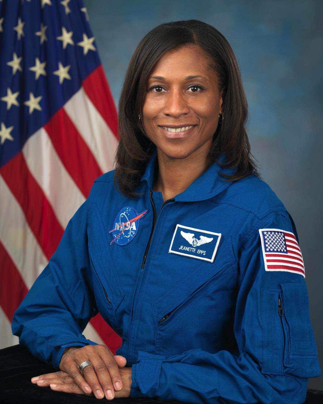 Jeanette J Epps