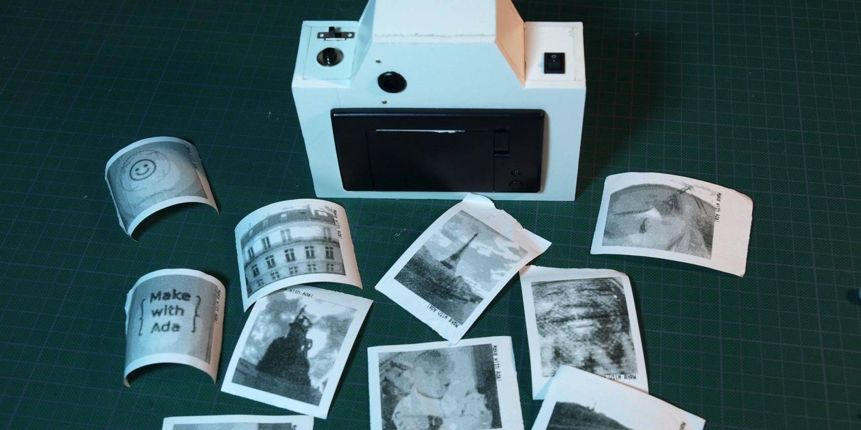 MWA DIY instant camera cover