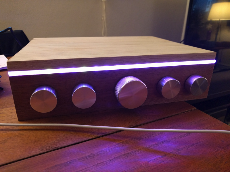 Raspberry Pi Spotify Box #piday #raspberrypi @Raspberry_Pi