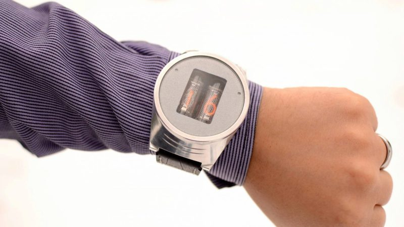 Nixie Tech Watch