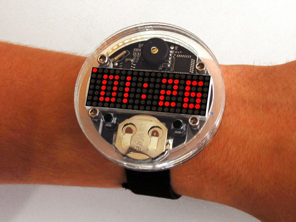 Solder Time II DIY Watch