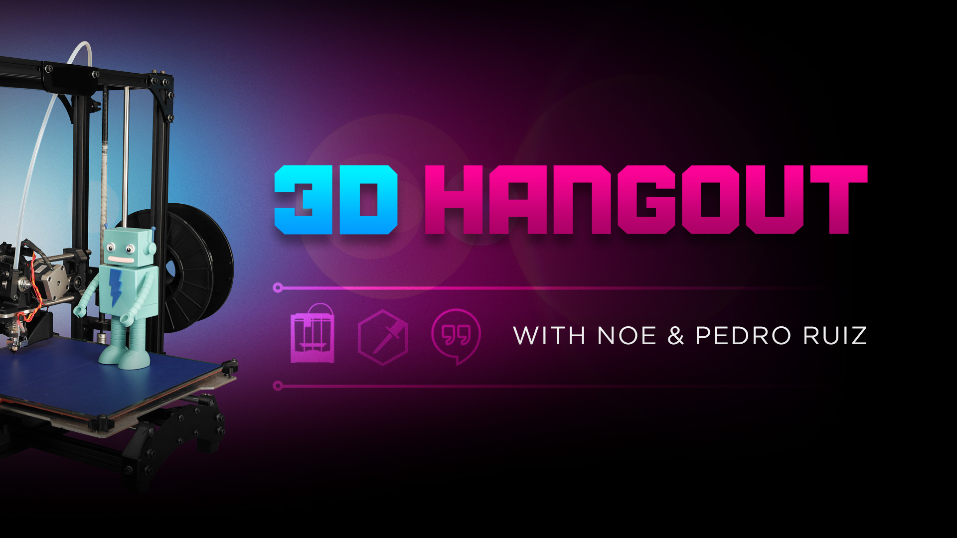 New 3D Hangouts! Boxes, Boards and Beats