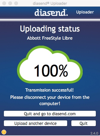 Diasend freestyle libre