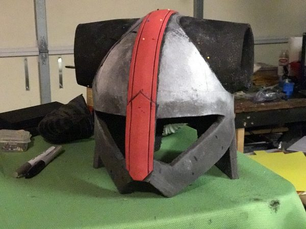 The making of a skyrim dragonborn iron helmet adafruit see additional photos of the helmet process in this imgur gallery pronofoot35fo Image collections