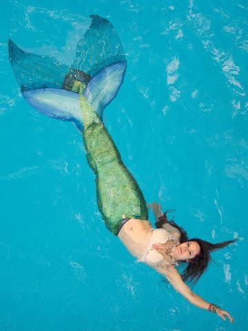Mermaid Glimmer aka Fire Pixie