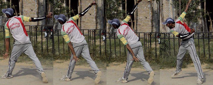 CricFlex Wearable Tech for Cricket