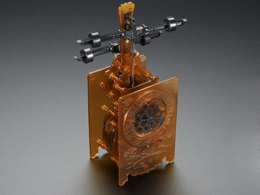 Edo Clock by Gakken