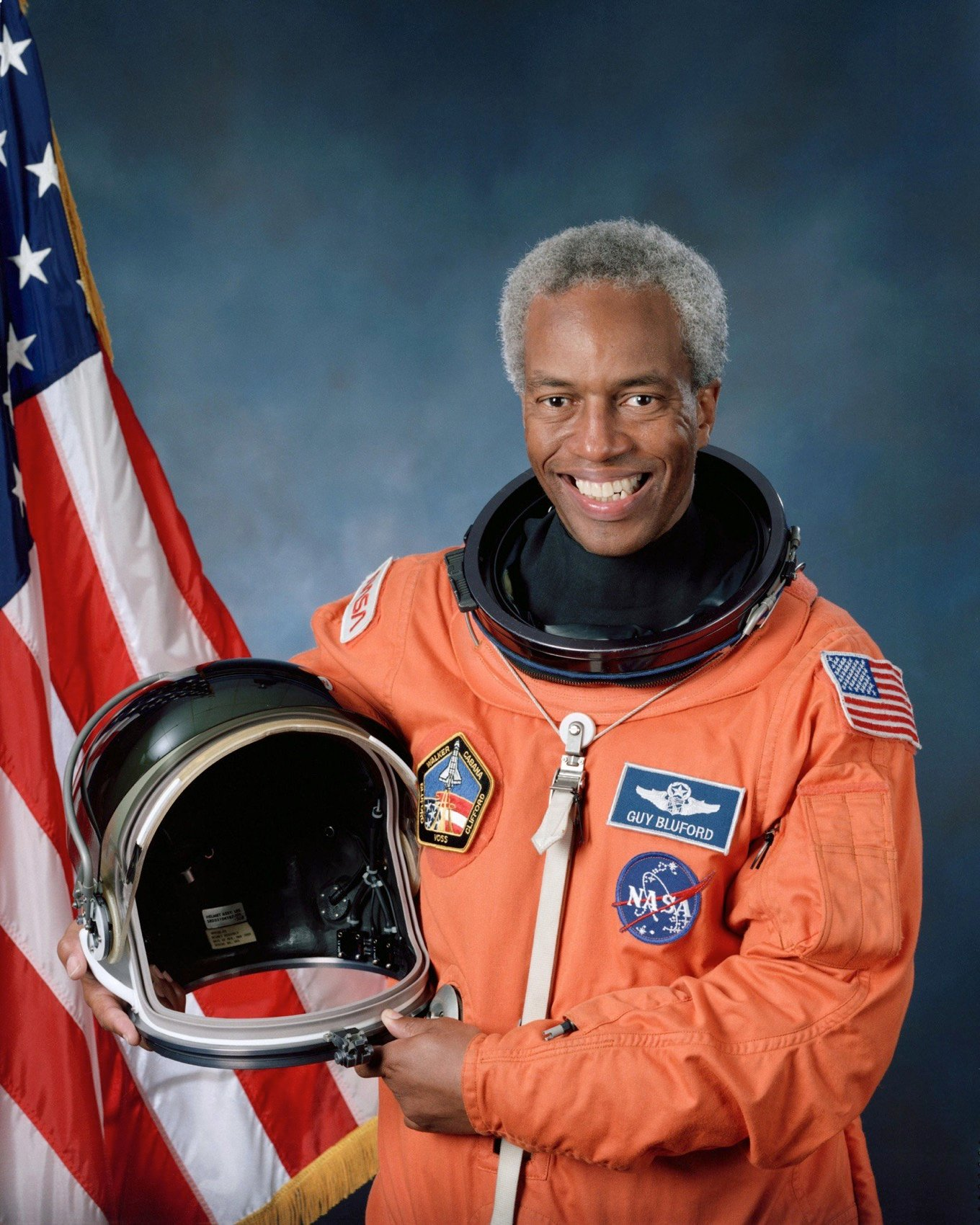 nasa astronauts black - photo #3