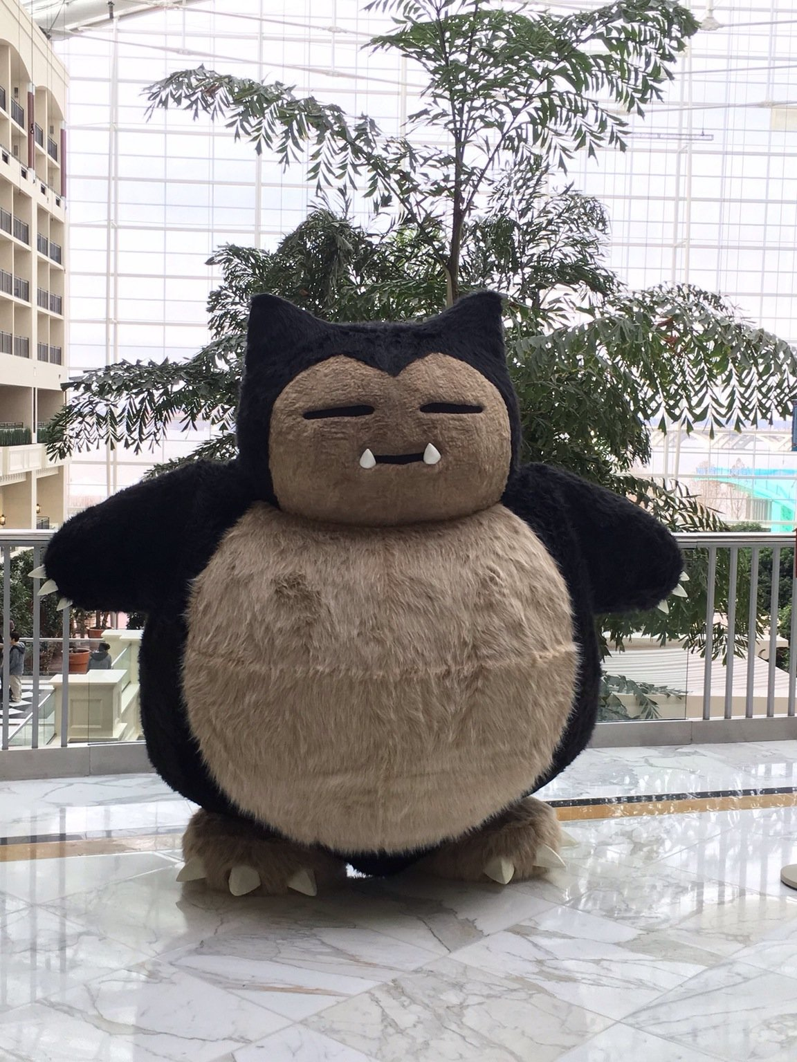 A Cuddly Massive Snorlax Costume 171 Adafruit Industries