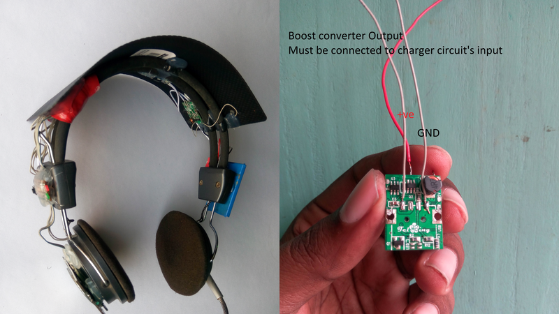 How To Make A Crazy Solar Bluetooth Headset Thingy