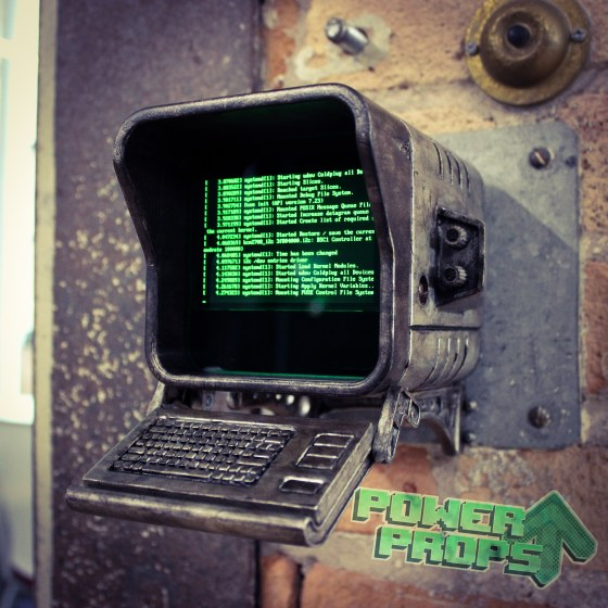 This Fallout 4 Terminal Has A Raspberry Pi Inside #piday
