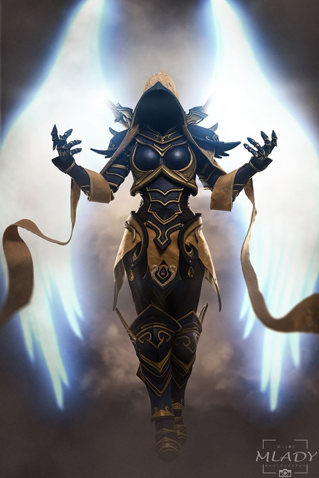 Heroes Of The Storm Auriel Armor 171 Adafruit Industries