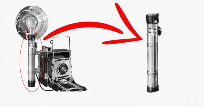 graflex flash gun handles and the origins of the