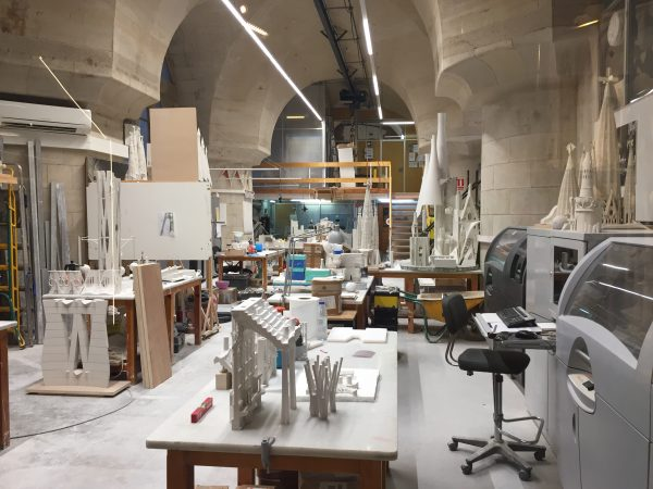 Sagrada Familia Model Shop