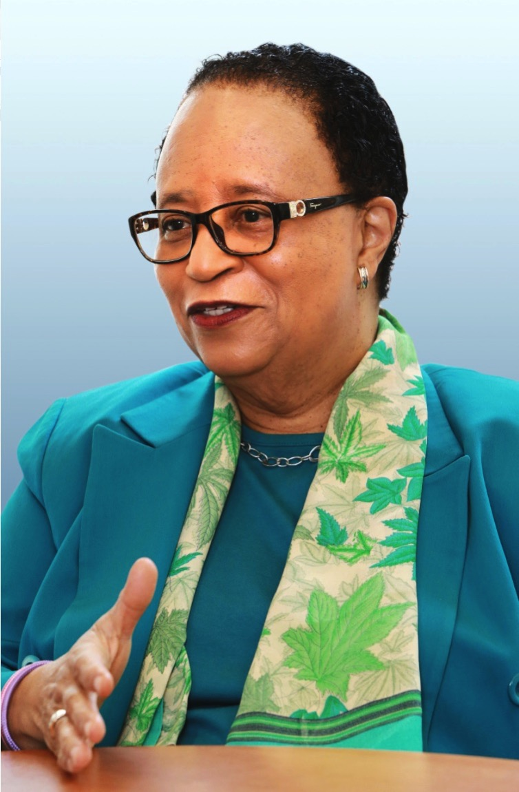 Shirley Ann Jackson Keep Your Eye on the North Star The New York Times