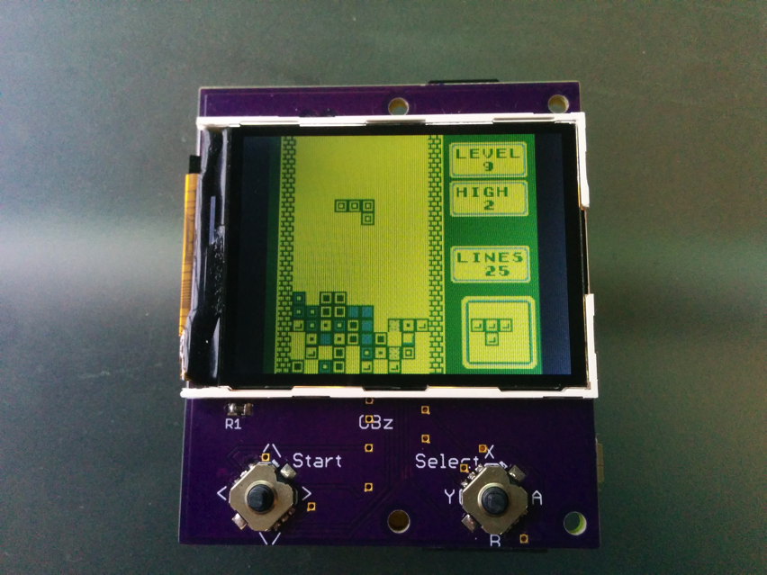 Could this be the smallest gameboy zero ever made piday